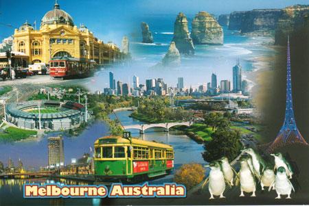 Мельбурн штат виктории мельбурн был